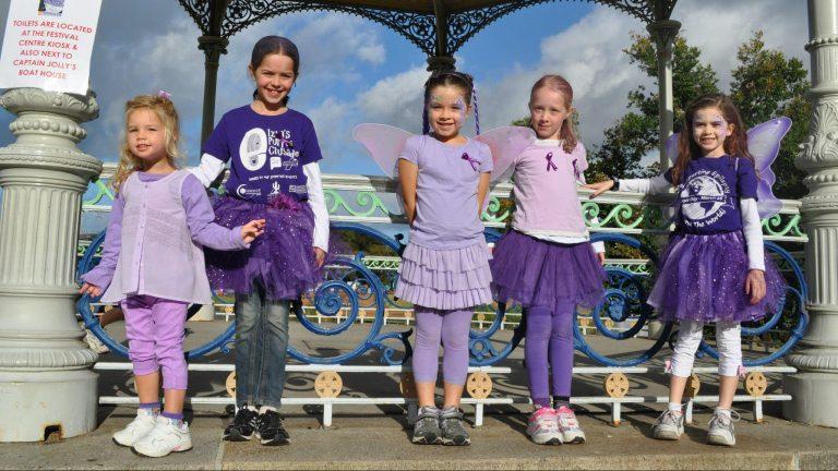 Purple Fairies for Purple Day